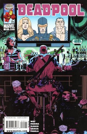 DEADPOOL (2008 2ND SERIES) #15