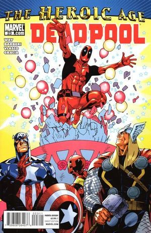 DEADPOOL (2008 2ND SERIES) #23