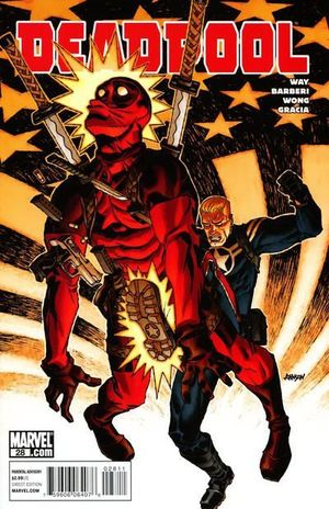 DEADPOOL (2008 2ND SERIES) #28