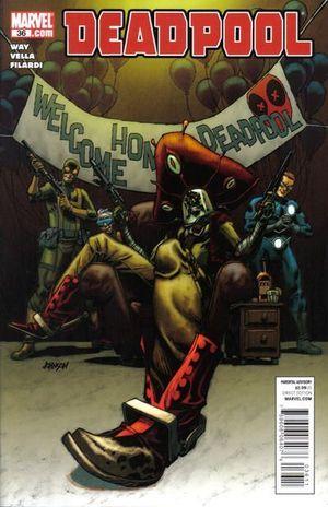 DEADPOOL (2008 2ND SERIES) #36
