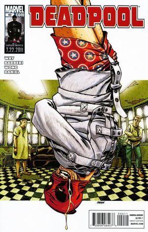 DEADPOOL (2008 2ND SERIES) #40