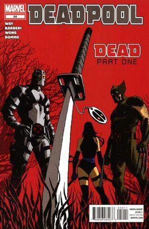 DEADPOOL (2008 2ND SERIES) #50