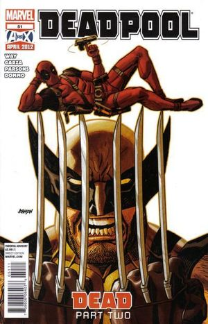 DEADPOOL (2008 2ND SERIES) #51