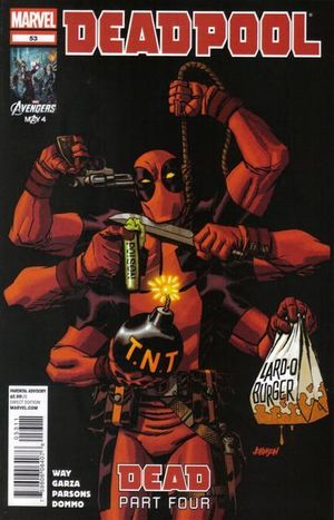 DEADPOOL (2008 2ND SERIES) #53