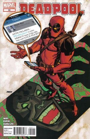 DEADPOOL (2008 2ND SERIES) #60