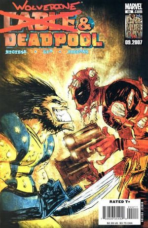 CABLE AND DEADPOOL (2004) #44