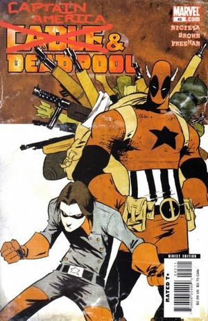 CABLE AND DEADPOOL (2004) #45