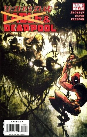 CABLE AND DEADPOOL (2004) #49