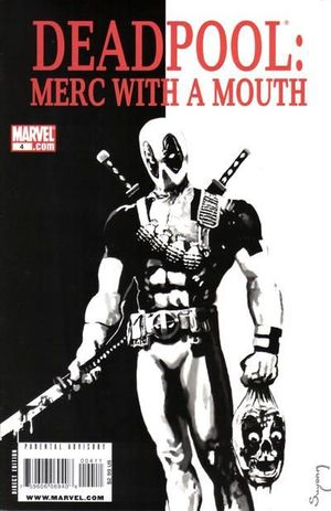 DEADPOOL MERC WITH A MOUTH (2009) #4
