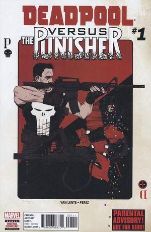 DEADPOOL VS. PUNISHER (2017) #1