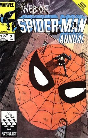 WEB OF SPIDER-MAN ANNUAL (1985 1ST SERIES)
