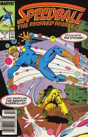SPEEDBALL (1988) #2