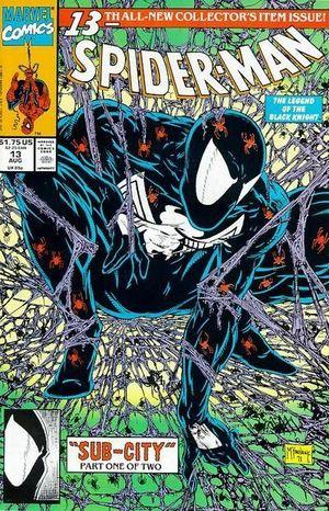 SPIDER-MAN (1990) #13