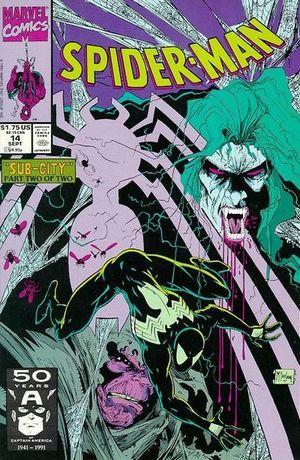 SPIDER-MAN (1990) #14