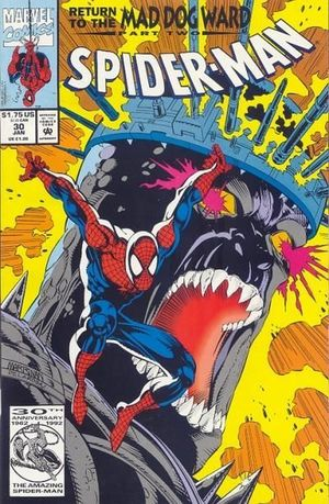 SPIDER-MAN (1990) #30