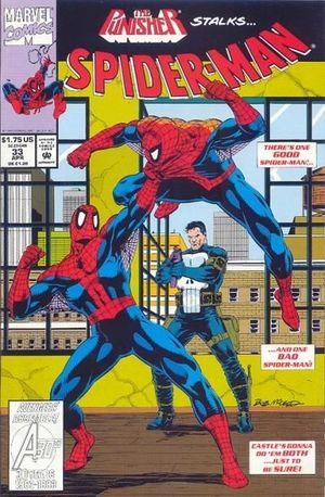 SPIDER-MAN (1990) #33