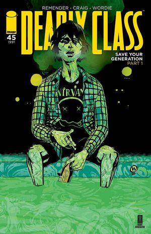 DEADLY CLASS (2013) #45