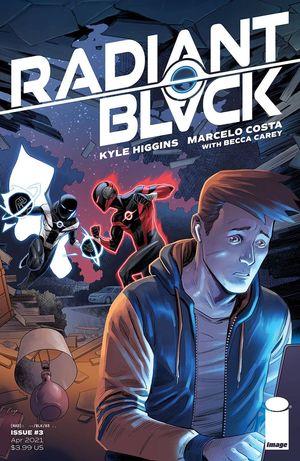 RADIANT BLACK (2021) #3