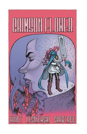CRIMSON FLOWER (2021) #4