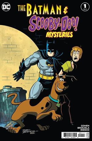BATMAN AND SCOOBY-DOO MYSTERIES (2021) #1