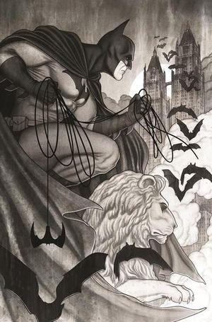 BATMAN BLACK AND WHITE (2020) #5B