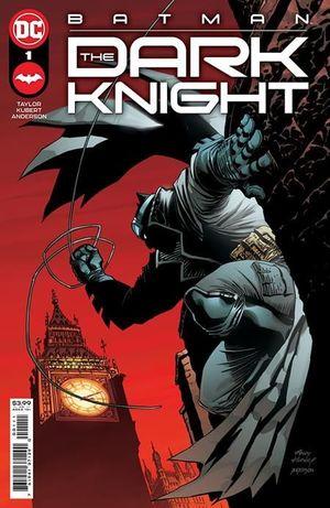 BATMAN THE DETECTIVE (2021) #1