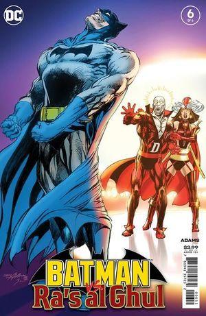 BATMAN VS. RAS AL GHUL (2019) #6
