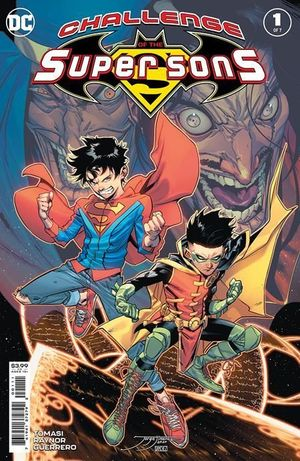 CHALLENGE OF THE SUPER SONS (2021) #1