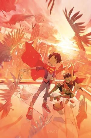 CHALLENGE OF THE SUPER SONS (2021) #1B
