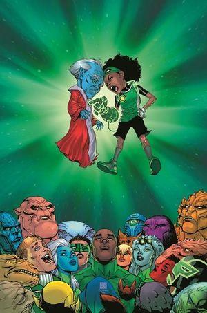 GREEN LANTERN (2021) #1