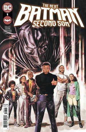 NEXT BATMAN SECOND SON (2021) #1