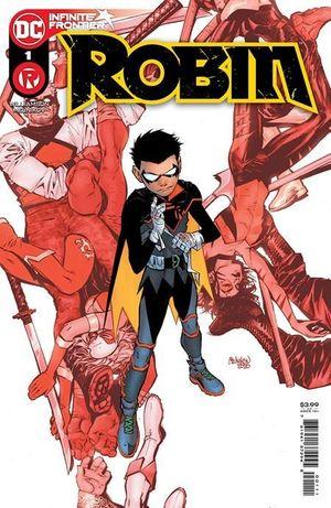 ROBIN (2021) #1