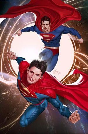 SUPERMAN (2018) #30B