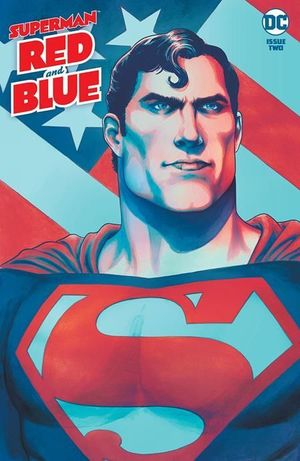 SUPERMAN RED AND BLUE (2021) #2