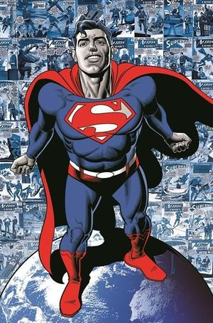 SUPERMAN RED AND BLUE (2021) #2B