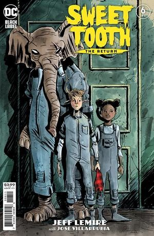 SWEET TOOTH THE RETURN (2020) #6