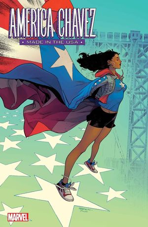AMERICA CHAVEZ MADE IN USA (2021) #2