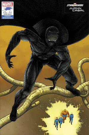BLACK PANTHER (2018 7TH SERIES) #25 CABAL