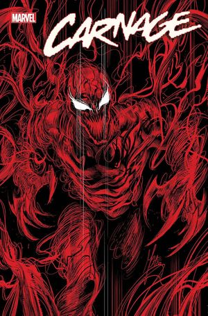 CARNAGE BLACK WHITE AND BLOOD (2021) #2
