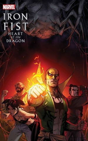 IRON FIST HEART OF DRAGON (2021) #4