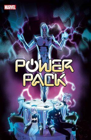 POWER PACK (2020) #5
