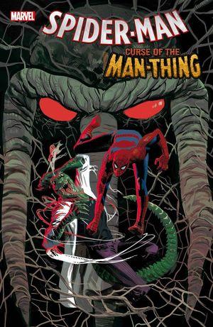 SPIDER-MAN CURSE OF MAN-THING (2021) #1