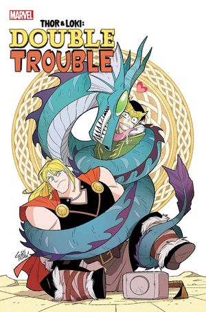 THOR AND LOKI DOUBLE TROUBLE (2021) #2