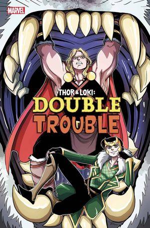 THOR AND LOKI DOUBLE TROUBLE (2021) #2B