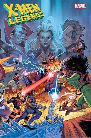 X-MEN LEGENDS (2021) #3B