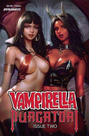 VAMPIRELLA VS PURGATORI (2021) #2