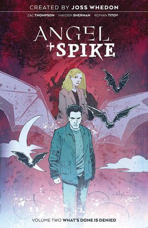 ANGEL AND SPIKE TP VOL 02