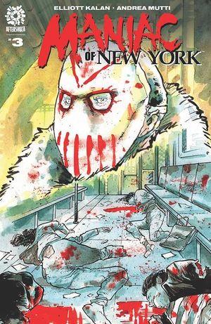 MANIAC OF NEW YORK (2021) #3