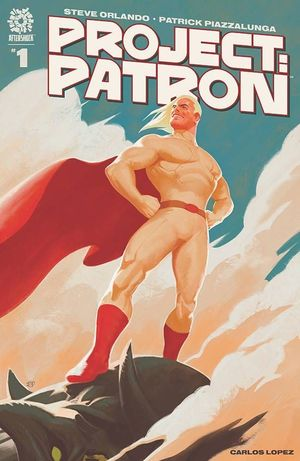 PROJECT PATRON (2021) #1