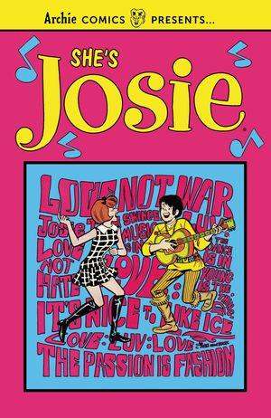 SHES JOSIE TPB (2021) #1